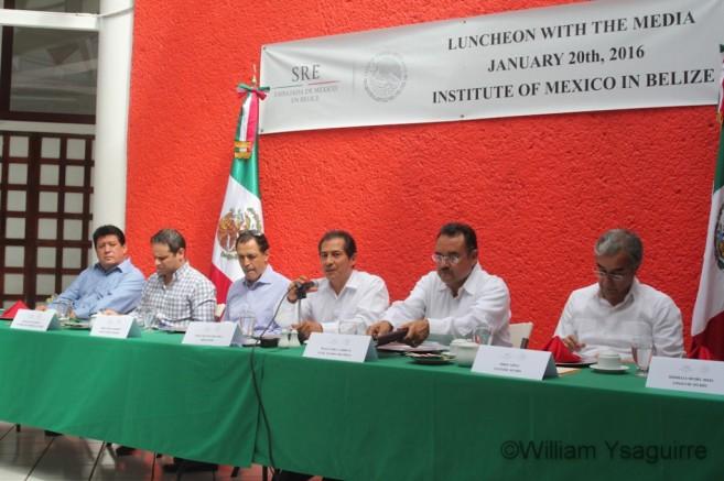 Ambassador Belize Mexico-1