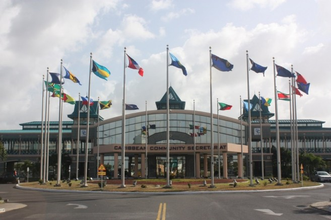 The CARICOM Secretariat in Georgetown, Guyana