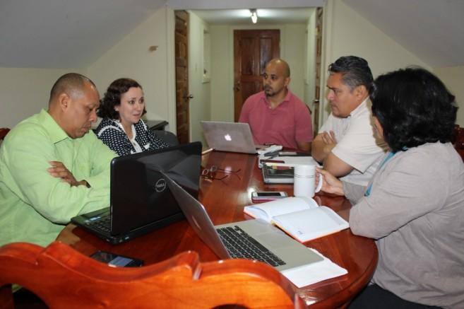 CODICADER Meeting (2)
