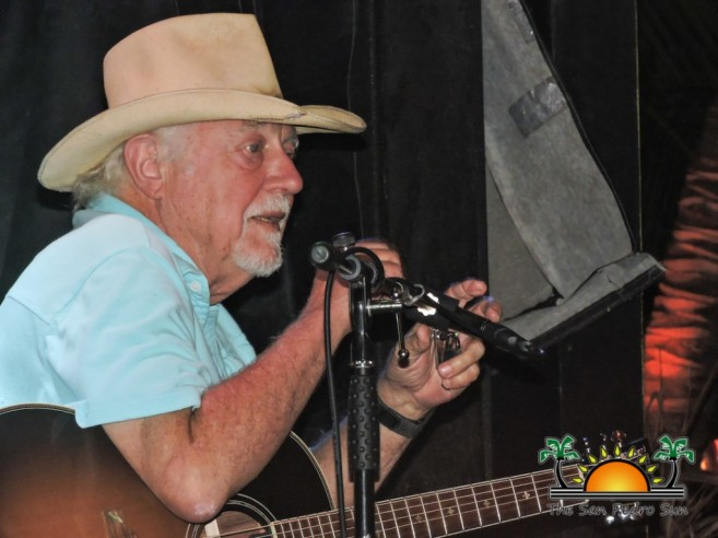Jerry Jeff Walker Fido's Camp Belize-3