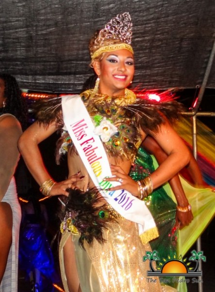 Miss Fabulous 2016 Caribbean Villas Belize-7