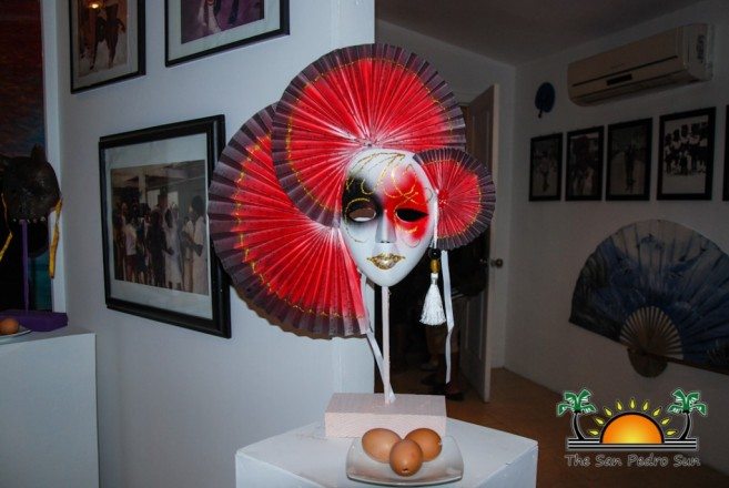 San Pedro House of Culture Carnaval Exhibit-2