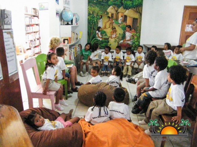 San Pedro Library Reading Program-1