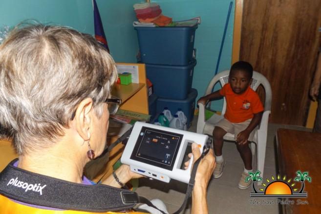 San Pedro Lions Eye Screening Schoolchildren-1