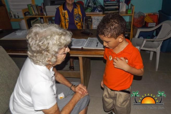 San Pedro Lions Eye Screening Schoolchildren-2