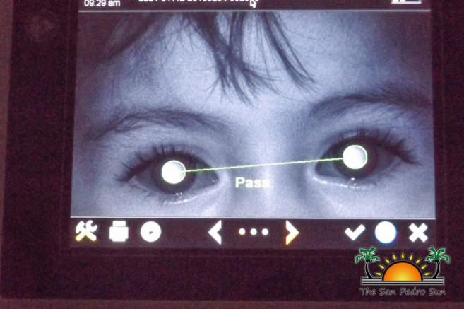 San Pedro Lions Eye Screening Schoolchildren-3