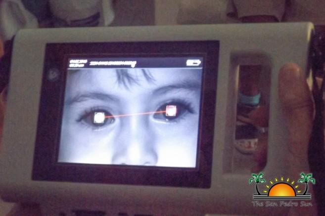 San Pedro Lions Eye Screening Schoolchildren-4