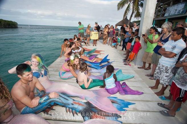 Sirenalia raises funds for Ocean Academy (1)