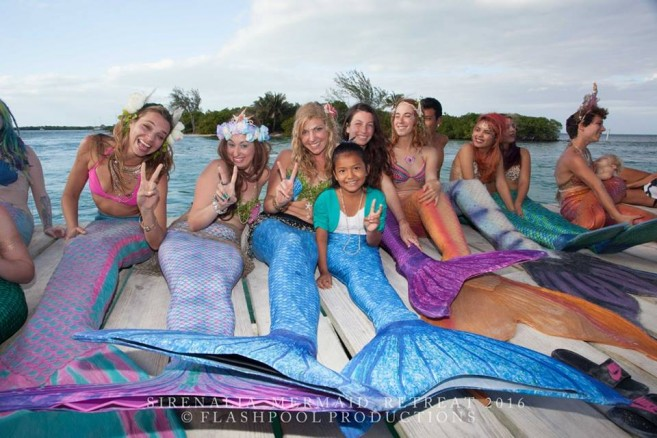 Sirenalia raises funds for Ocean Academy (5)