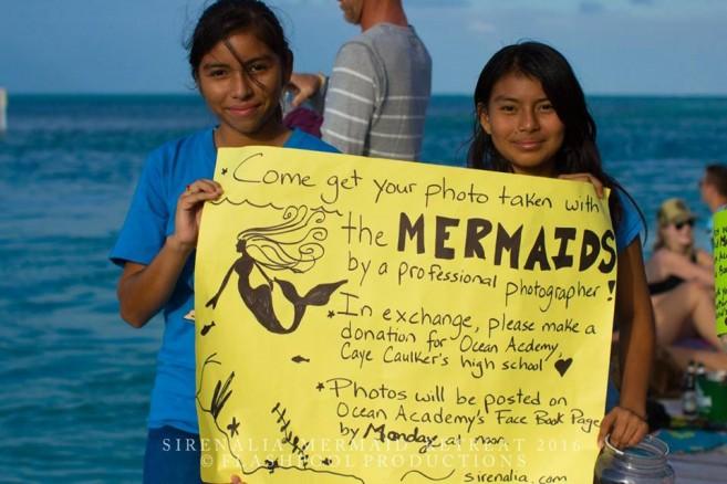 Sirenalia raises funds for Ocean Academy (8)