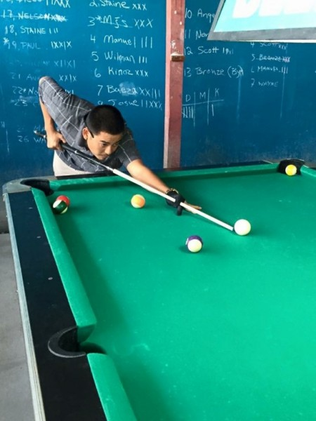 11 Billards Tournament