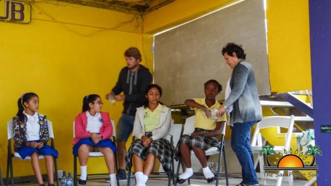 2016 Zone Spelling Bee Caye Caulker San Pedro-3