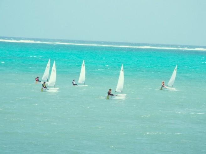 4. Trininfg in Paradise