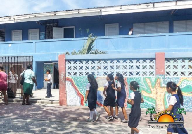 Ambergris Caye New School-1