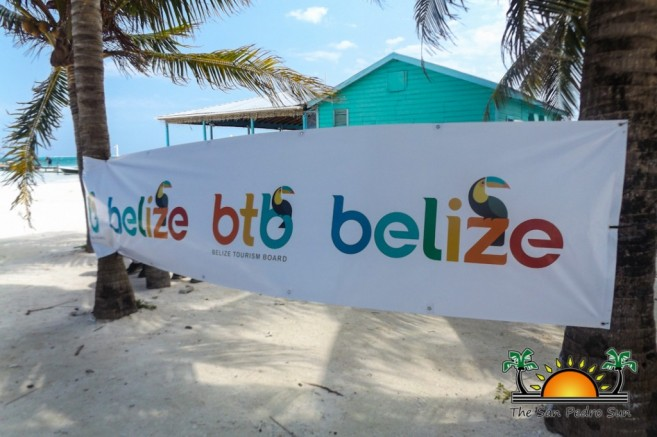 Beach Reclamation Caye Caulker BTB-2