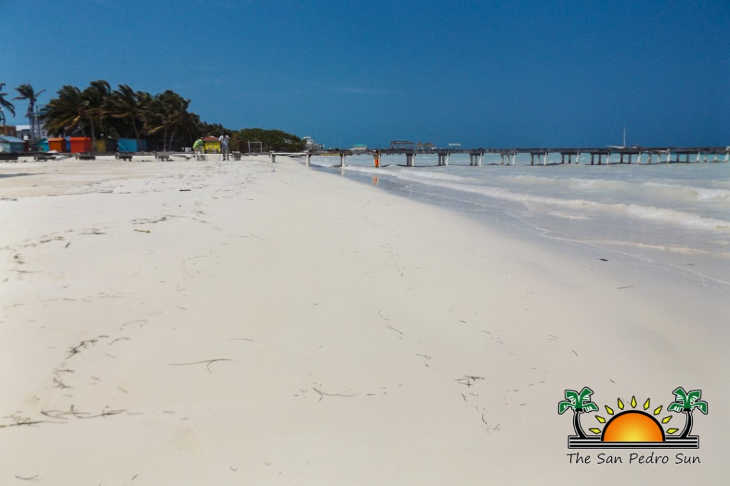 The Total Investment Was 500 000 Which Also Included Marketing Of Beach Caye Caulker Village Council Welcomes Such Istance