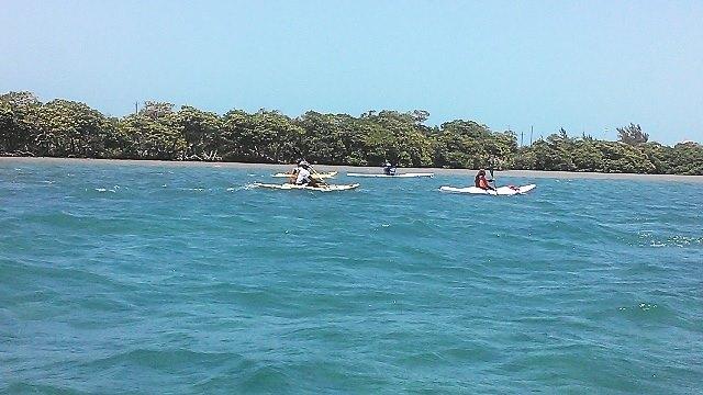 Caye Caulker Kayak Island Challenge (5)