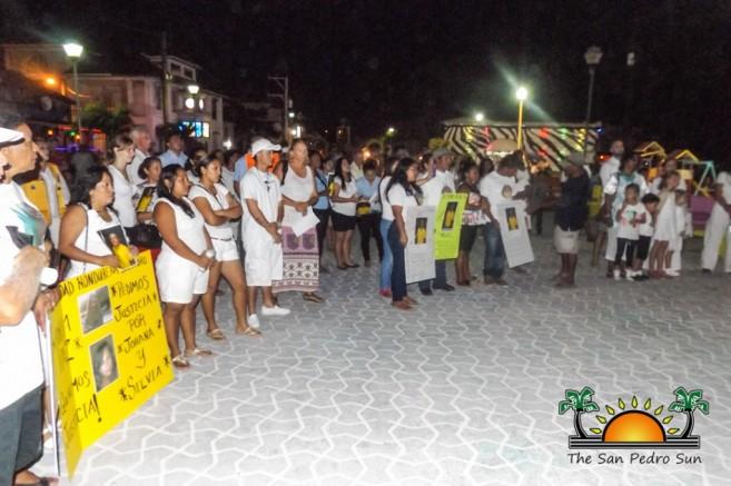 Edwin Ixpatac Candle Light Vigil Peace Rally-5