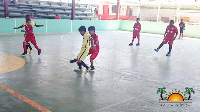 Five A Side Tournament-1