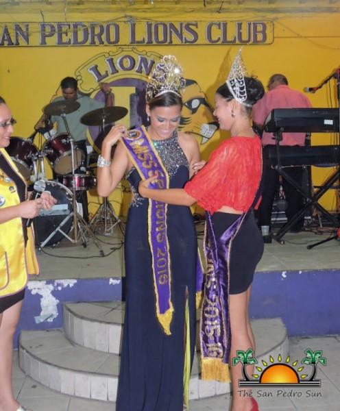 San Pedro Lions Queen Coronation-2
