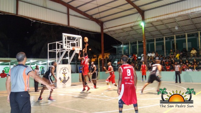 San Pedro Tigersharks Cayo Western Ballaz-3