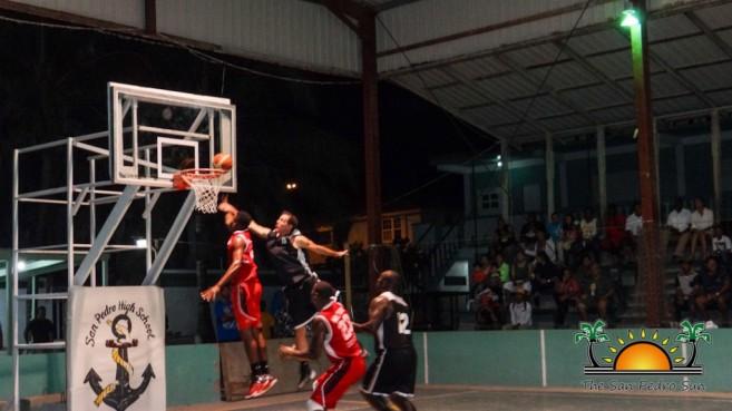 San Pedro Tigersharks Cayo Western Ballaz-5