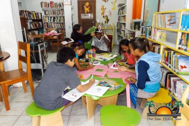 Town Library Easter Program-1