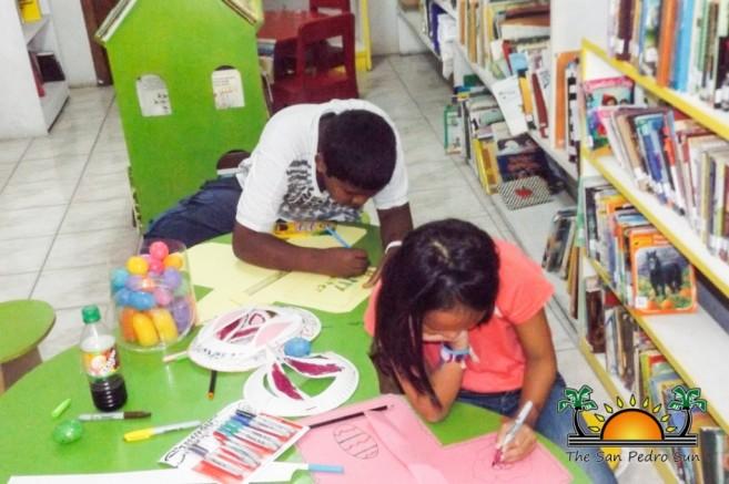Town Library Easter Program-3