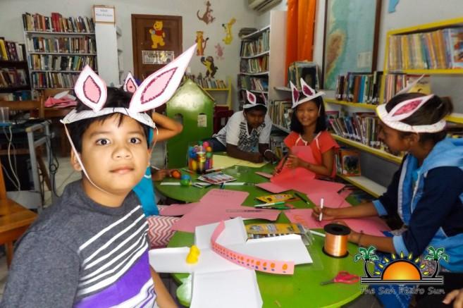Town Library Easter Program-4
