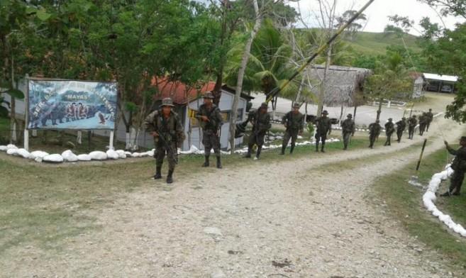 16 Guatemala Military Presence increased