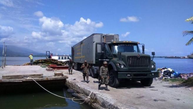 16 Guatemala Navy Vessels