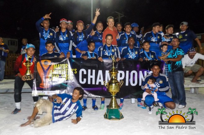 Los Catrachos Champions Mayor Minister Cup Tournament-1