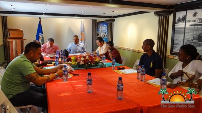 Mayor's Association Meeting SPTC-1