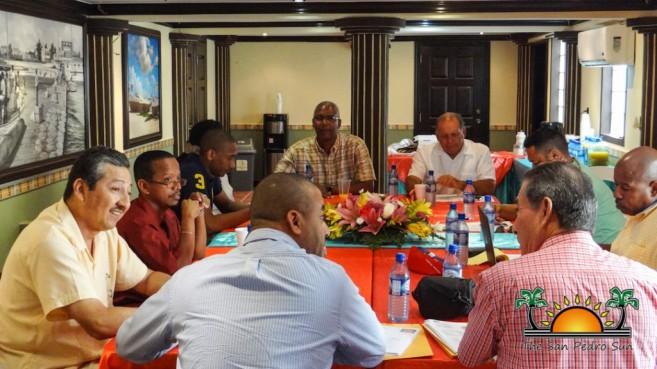 Mayor's Association Meeting SPTC-2