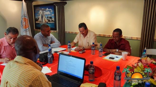 Mayor's Association Meeting SPTC-3