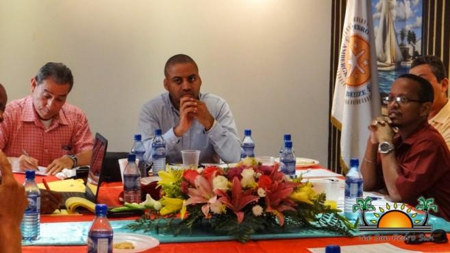 Mayor's Association Meeting SPTC-4