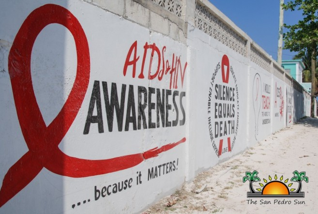 SPHS AIDS Commission Mural-4