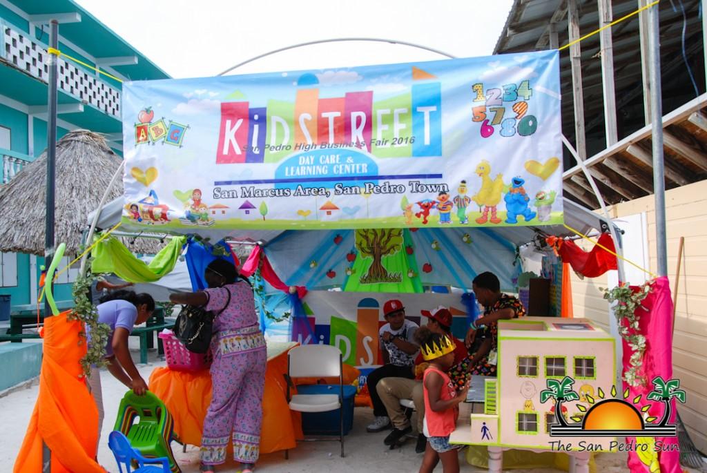 Innovative ideas showcased at SPHS 2016 Business Fair - The