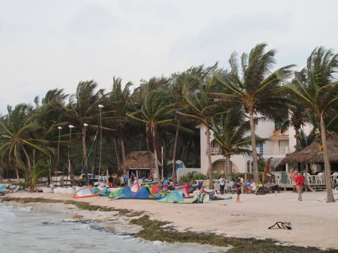 Sailors sail from Ambergris Caye to Placencia (12)
