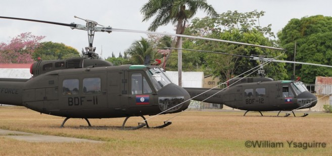 Taiwan Donates Helicopters to Belize-2
