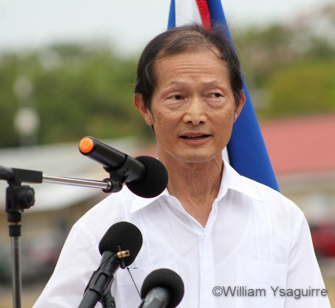 Taiwan Donates Helicopters to Belize-3