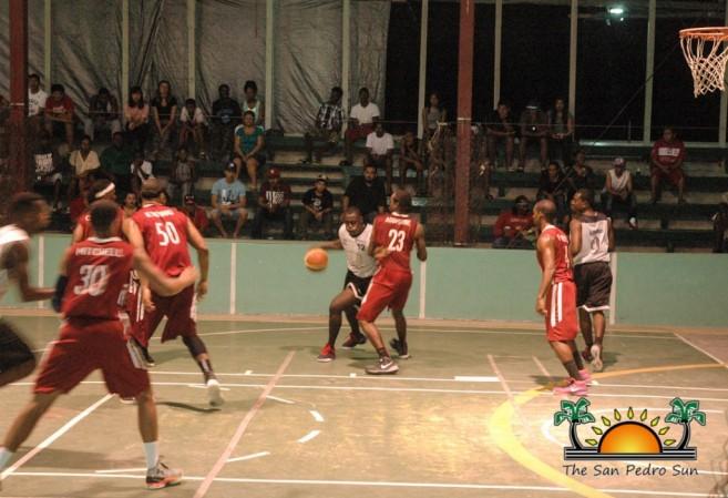 Tigersharks Dangriga Warriors-5