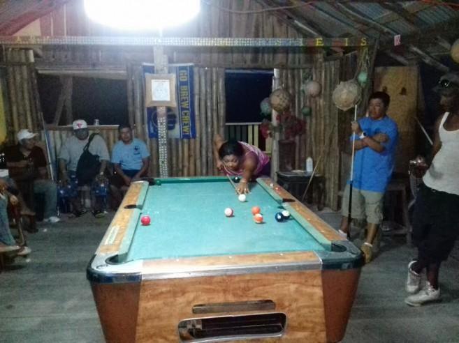 18 Pool tournament