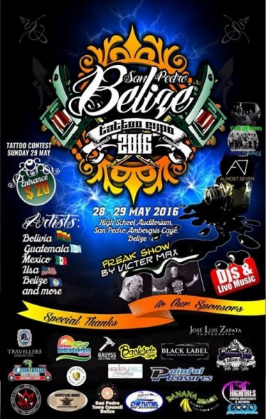 20 Expo Tattoo Belize 2
