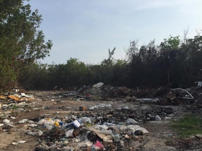 21 Garbage north