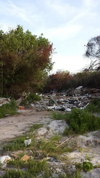 21 Illegal dumping