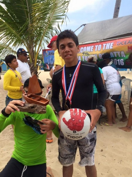 21 Kevin Velasquez wins Placenia Sailing Regatta