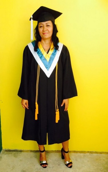 21 Roxani Cruz Kay Graduates