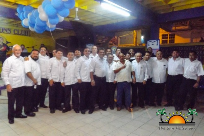 Ambergris Caye Masonic Lodge Anniversary Party-3