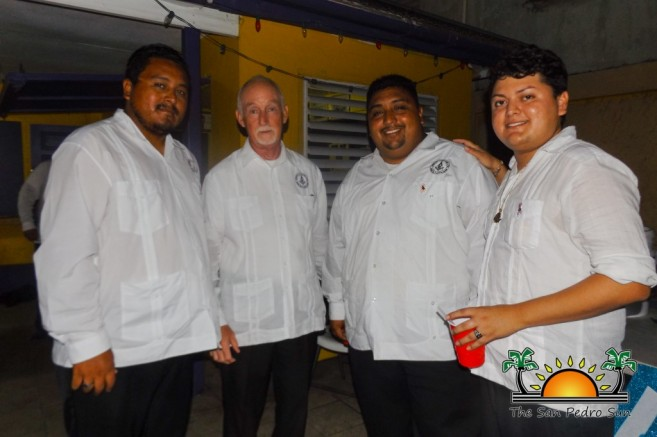 Ambergris Caye Masonic Lodge Anniversary Party-4